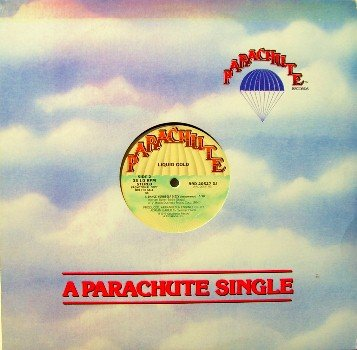 "Liquid Gold - Dance Yourself Dizzy / Instrumental - 12"" Vinyl LP Record - Promo - Disco Soul R&B"