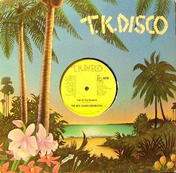 "Cloud, Neil Orchestra - Time Of The Season /Instrumental - 12"" Vinyl LP Record - 1979 Disco Soul R&B"