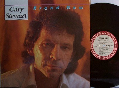 Stewart, Gary - Brand New - LP Record - with Warren Haynes on slide guitar - Country