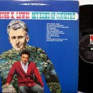 Lewis, Hugh X - My Kind Of Country - Vinyl LP Record