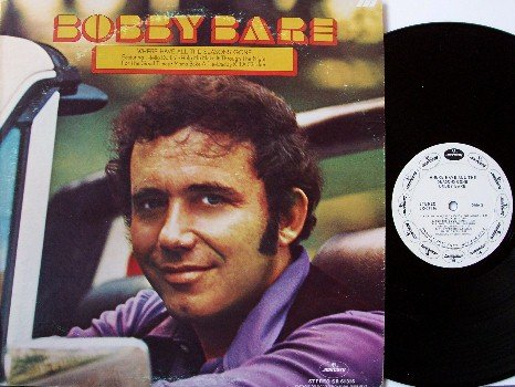 Bare, Bobby - Where Have All The Seasons Gone - Vinyl LP Record - White Label Promo - Country