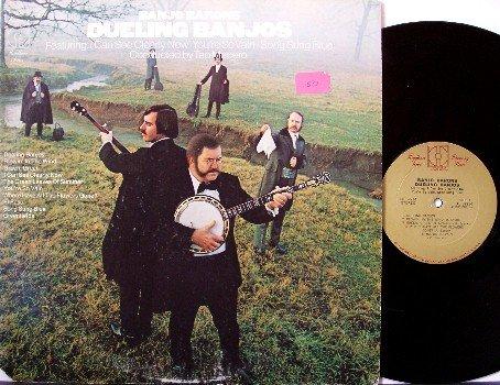 Banjo Barons - Dueling Banjos - Vinyl LP Record - Bluegrass