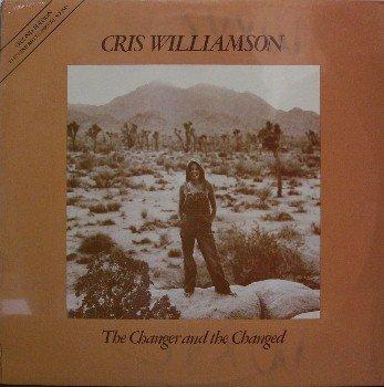 Williamson, Cris - The Changer & The Changed - Sealed Vinyl LP Record - Olivia Label - Folk