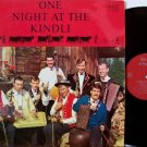 One Night At The Kindli - Unusual Signed Switzerland Album - Vinyl LP Record - Autograph - Folk