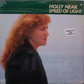 Near, Holly - Speed Of Light - Sealed Vinyl LP Record - with African Dreamland - Reggae / Folk