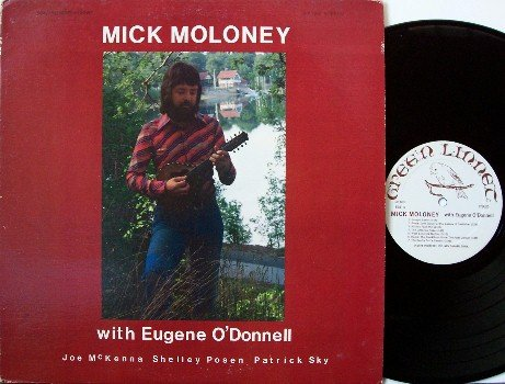 Moloney, Mick - Vinyl LP Record - Irish Folk