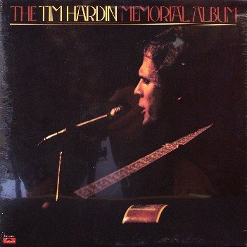 Hardin, Tim - The Tim Hardin Memorial Album - Vinyl LP Record - Folk Rock