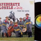 Confederate Colonels Of Jazz - Tour The South - Vinyl LP Record - Jazz Folk