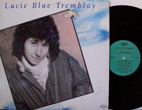 Blue, Lucie Tremblay - Vinyl LP Record - Olivia Label - Folk