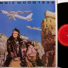 Wood, Ron - 1234 - Vinyl LP Record - Promo - Rock