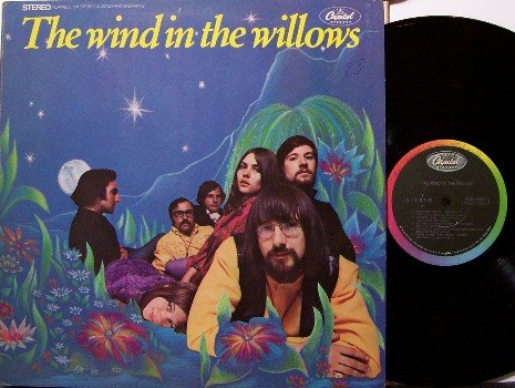 Wind In The Willows, The - Vinyl LP Record - Debbie Harry / Blondie - 1968 - Psych - Rock