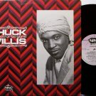 Willis, Chuck - Be Good Or Be Gone - Vinyl LP Record - UK Pressing - R&B Rock