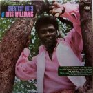 Williams, Otis - Greatest Hits Of - Sealed Vinyl LP Record - R&B Soul Rock