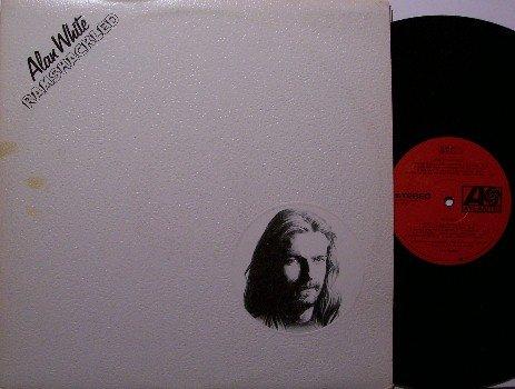 White, Alan - Ramshackled - Vinyl LP Record - Original Textured Cover - Insert - Yes - Rock