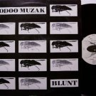 Voodoo Muzak - Blunt - Vinyl LP Record - Unusual Rock