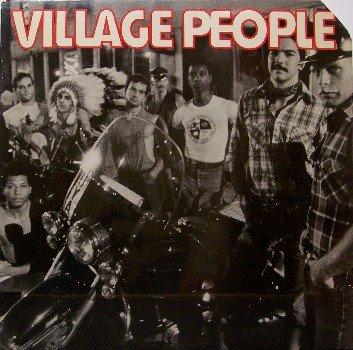 Village People - Sealed Vinyl LP Record - Rock