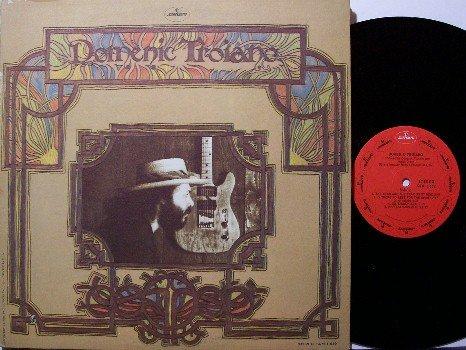 Troiano, Domenic - Vinyl LP Record - Bush, Guess Who, James Gang, Ronnie Hawkins - Rock