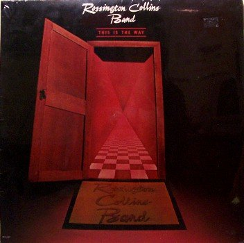 Rossington Collins Band - This Is The Way - Sealed Vinyl LP Record - Lynyrd Skynyrd - Southern Rock