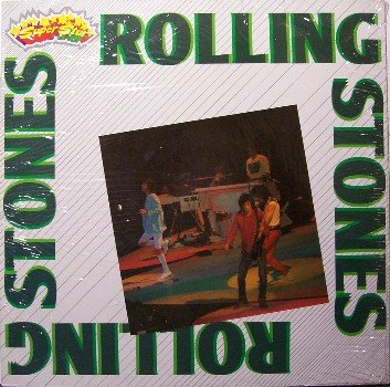 Rolling Stones, The - Super Star - Sealed Vinyl LP Record - Italy Pressing - Rock