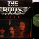 Rods, The - Live - Vinyl LP Record - 1983 Combat Label - Rock