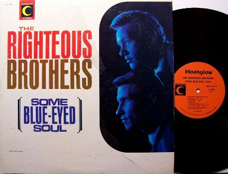 Righteous Brothers - Some Blue Eyed Soul - Vinyl LP Record - Rock