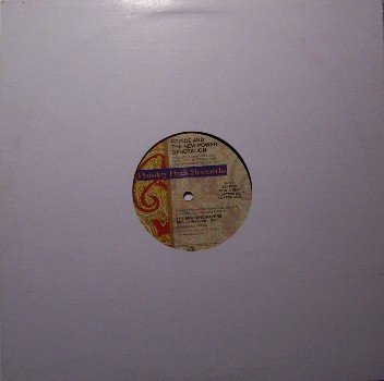 "Prince - The Morning Papers - Promo Only 12"" Single Vinyl Record - R&B Soul Funk Rock"