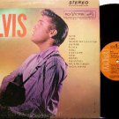 Presley, Elvis - Elvis - Vinyl LP Record - Canadian Pressing - Stereo - Rock