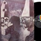 Paul, Louis - Vinyl LP Record - Funk Psych Rock