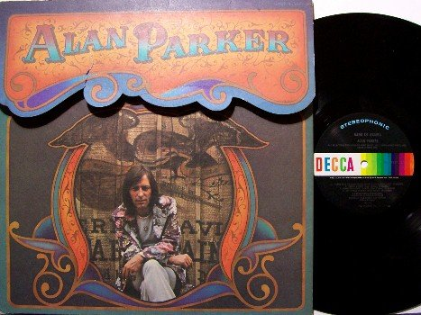 Parker, Alan - Band Of Angels - Vinyl LP Record - Rock
