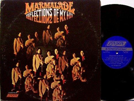 Marmalade - Reflections Of My Life - Vinyl LP Record - Rock