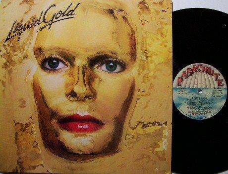 Liquid Gold - Vinyl LP Record - Promo - 1979 - R&B Disco