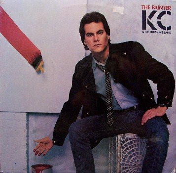 KC & The Sunshine Band - The Painter - Sealed Vinyl LP Record - Rock