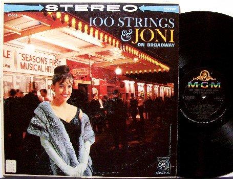 James, Joni - 100 Strings & Joni On Broadway - Vinyl LP Record
