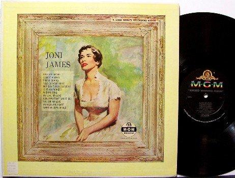James, Joni - Award Winning Album - Vinyl LP Record