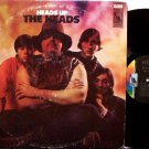Heads, The - Heads Up - Vinyl LP Record - Rock