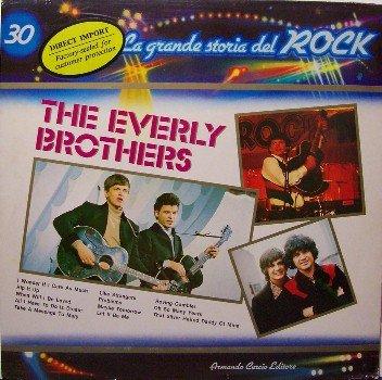 Everly Brothers - La Grand Storia Del Rock - Sealed Vinyl LP Record