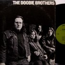 Doobie Brothers - Self Titled - Vinyl LP Record - Rock