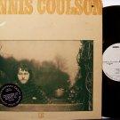 Coulson, Dennis - Self Titled - White Label Promo - Vinyl LP Record - Rock