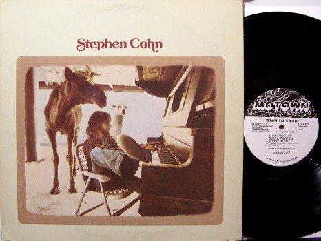 Cohn, Stephen - Vinyl LP Record - White Label Promo - Rock