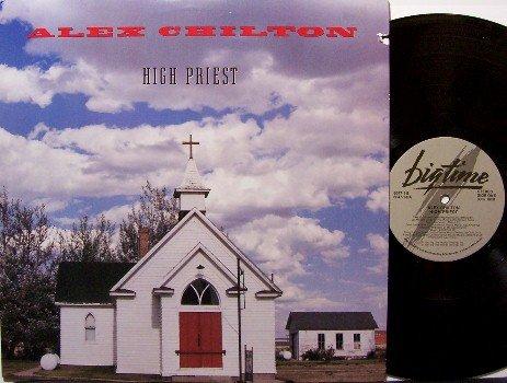 Chilton, Alex - High Priest - Vinyl LP Record - Big Star -  Rock