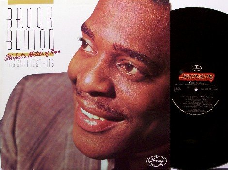 Benton, Brook - His Greatest Hits / It's Just A Matter Of Time - Vinyl LP Record - R&B Soul