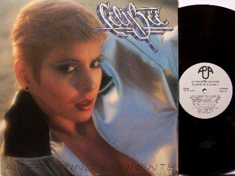 Bee, Celi & The Buzzy Bunch - Alternating Currents - Vinyl LP Record - Promo - New York Disco Dance