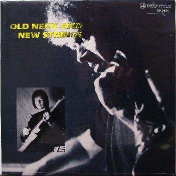 Allan, Davie - Old Neck & New Strings - Sealed Vinyl LP Record - Rock