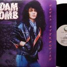 Adam Bomb - Fatal Attraction - Vinyl LP Record - Jimmy Crespo - Rock