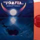 Tomita - The Bermuda Triangle - Vinyl LP Record - Peach Colored Vinyl - New Age - Odd Unusual