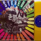 Stereo Spectacular - LP Record - Gold Colored Vinyl - Sounds & Music - Odd Unusual Cheesecake