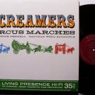 Screamers Circus Marches - Vinyl LP Record - Mercury Living Presence Mono - Classical - Carnival