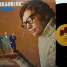 Robin, Alen - Supershrink - Vinyl LP Record - Political Comedy with Actual Voices - Odd Unusual