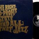 Louisiana Dept Of Commerce 1967 Promo Jazz Album - Vinyl LP Record - Odd Unusual
