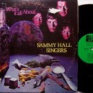 Hall, Sammy - What's It All About - Vinyl LP Record - Drug Cover - Xian Folk Odd Unusual